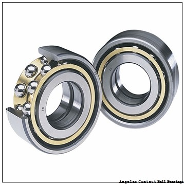3.543 Inch | 90 Millimeter x 6.299 Inch | 160 Millimeter x 2.063 Inch | 52.4 Millimeter  CONSOLIDATED BEARING 5218  Angular Contact Ball Bearings