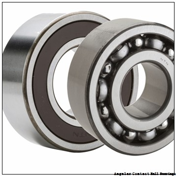 12 Inch | 304.8 Millimeter x 12.75 Inch | 323.85 Millimeter x 0.5 Inch | 12.7 Millimeter  CONSOLIDATED BEARING KU-120 XPO-2RS  Angular Contact Ball Bearings