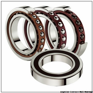 2.559 Inch | 65 Millimeter x 4.724 Inch | 120 Millimeter x 1.5 Inch | 38.1 Millimeter  CONSOLIDATED BEARING 5213-2RS  Angular Contact Ball Bearings