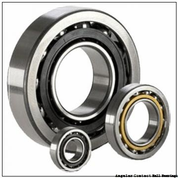 0.669 Inch | 17 Millimeter x 1.85 Inch | 47 Millimeter x 0.874 Inch | 22.2 Millimeter  CONSOLIDATED BEARING 5303-2RS  Angular Contact Ball Bearings