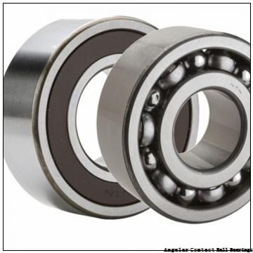 0.669 Inch | 17 Millimeter x 1.85 Inch | 47 Millimeter x 0.874 Inch | 22.2 Millimeter  CONSOLIDATED BEARING 5303-ZZ  Angular Contact Ball Bearings