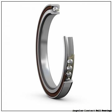 0.669 Inch | 17 Millimeter x 1.85 Inch | 47 Millimeter x 0.874 Inch | 22.2 Millimeter  CONSOLIDATED BEARING 5303-2RS C/3  Angular Contact Ball Bearings