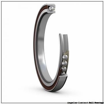 3.74 Inch | 95 Millimeter x 6.693 Inch | 170 Millimeter x 2.189 Inch | 55.6 Millimeter  CONSOLIDATED BEARING 5219  Angular Contact Ball Bearings