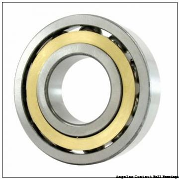 1.772 Inch | 45 Millimeter x 2.283 Inch | 58 Millimeter x 0.394 Inch | 10 Millimeter  CONSOLIDATED BEARING 3809-2RS  Angular Contact Ball Bearings