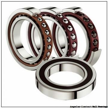 1.125 Inch | 28.575 Millimeter x 2.813 Inch | 71.45 Millimeter x 0.813 Inch | 20.65 Millimeter  RHP BEARING MJT1.1/8M  Angular Contact Ball Bearings