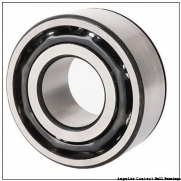 2.756 Inch | 70 Millimeter x 4.921 Inch | 125 Millimeter x 1.563 Inch | 39.7 Millimeter  CONSOLIDATED BEARING 5214-ZZNR C/3  Angular Contact Ball Bearings