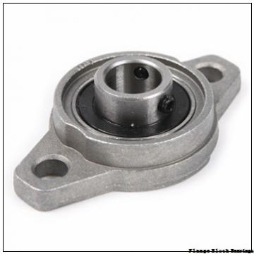DODGE EF4B-S2-207L  Flange Block Bearings