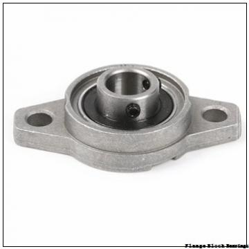 QM INDUSTRIES QACW15A075SM  Flange Block Bearings