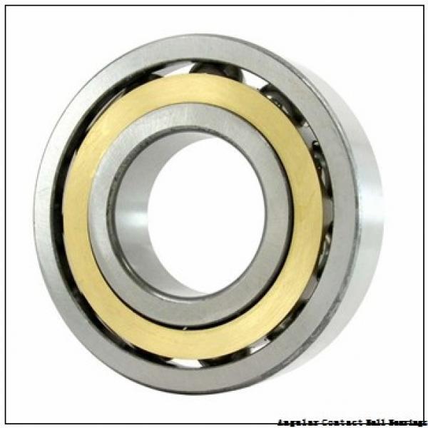 1.575 Inch   40 Millimeter x 2.047 Inch   52 Millimeter x 0.394 Inch   10 Millimeter  CONSOLIDATED BEARING 3808-2RS  Angular Contact Ball Bearings #3 image