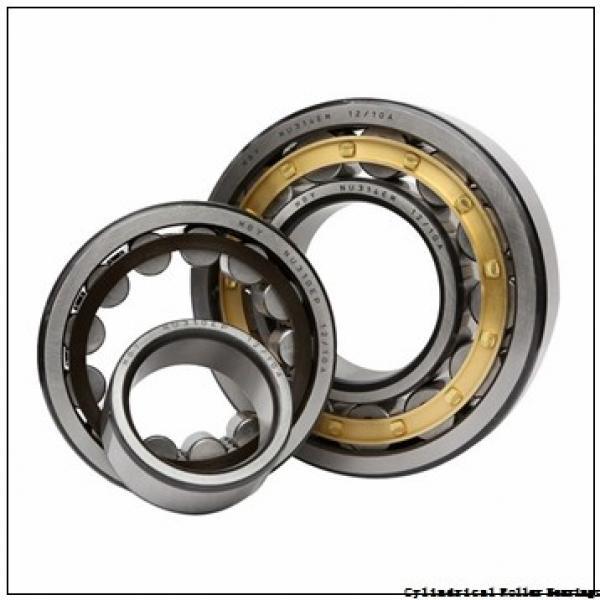 FAG NU324-E-M1-F1-C4  Cylindrical Roller Bearings #2 image