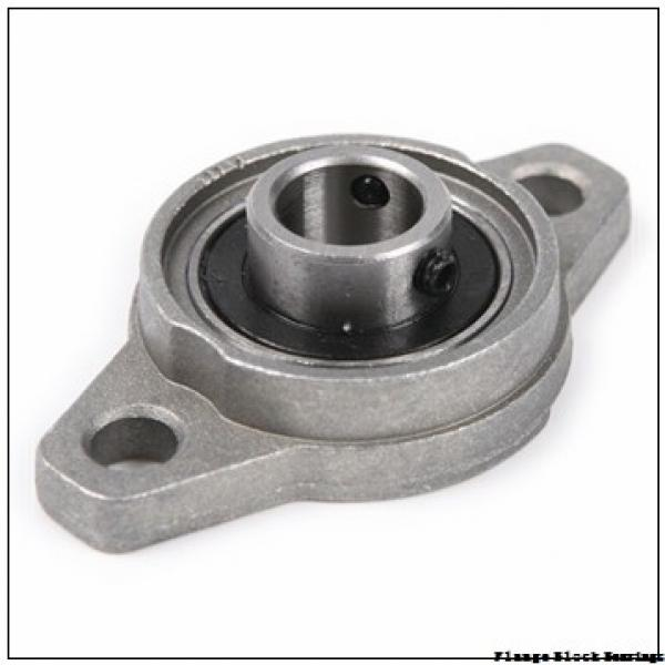 DODGE F4B-DL-108  Flange Block Bearings #1 image