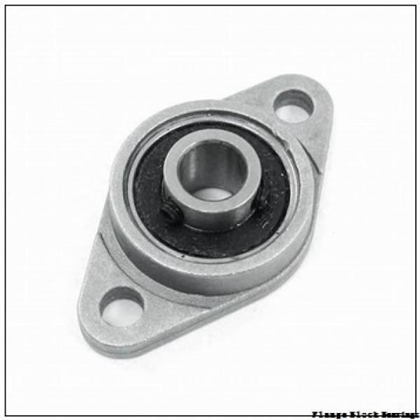 DODGE F4B-DL-106  Flange Block Bearings #2 image